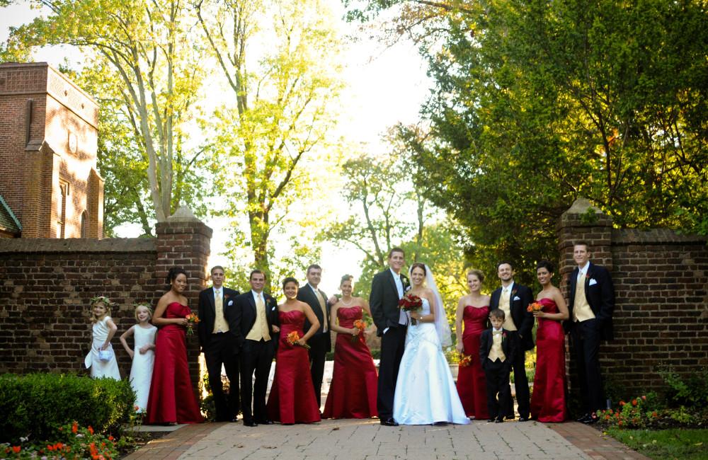 Aldie Mansion Wedding   Ann and Jeremy