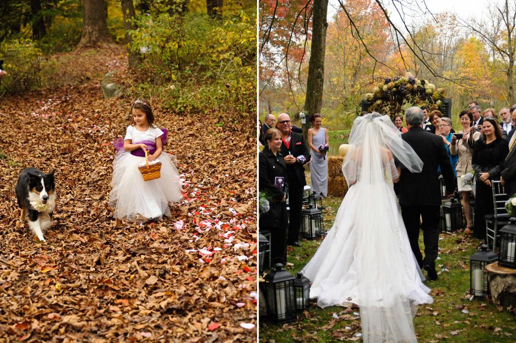 Lehigh valley barn wedding