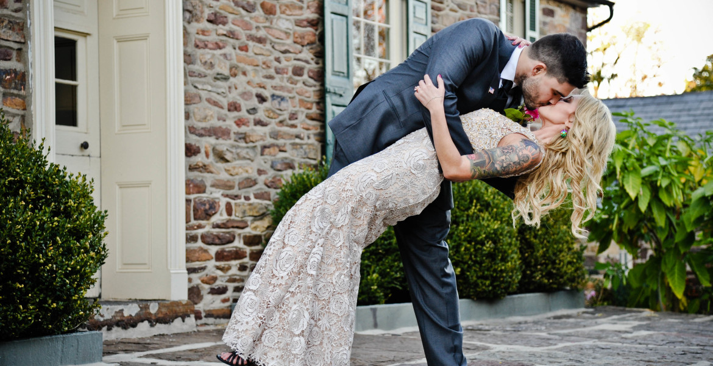 Pearl Buck wedding photographer Doylestown