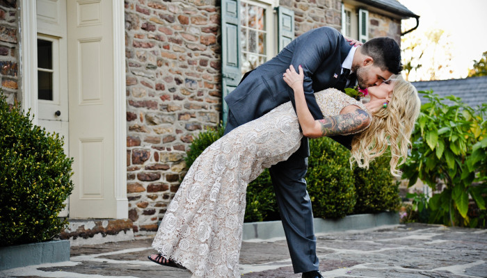Pearl Buck wedding photographer Doylestown