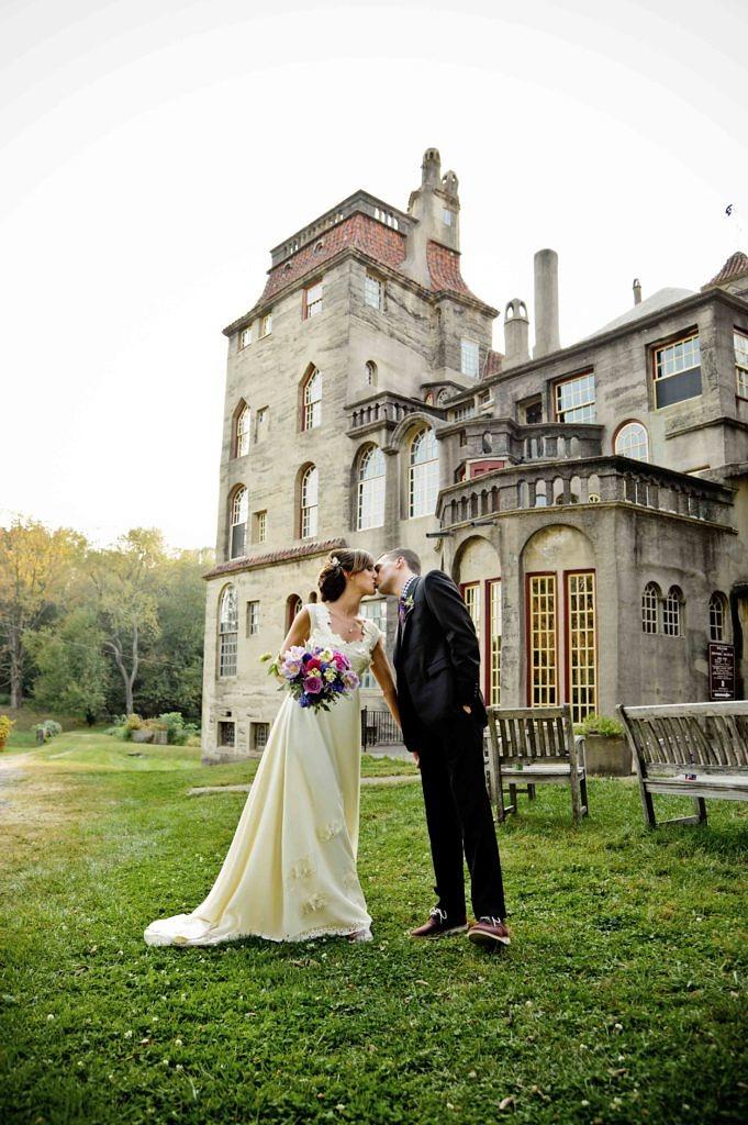 Bucks County Wedding | Font Hill Mercer Museum 10