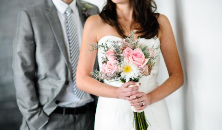 Power Plant Wedding Photography