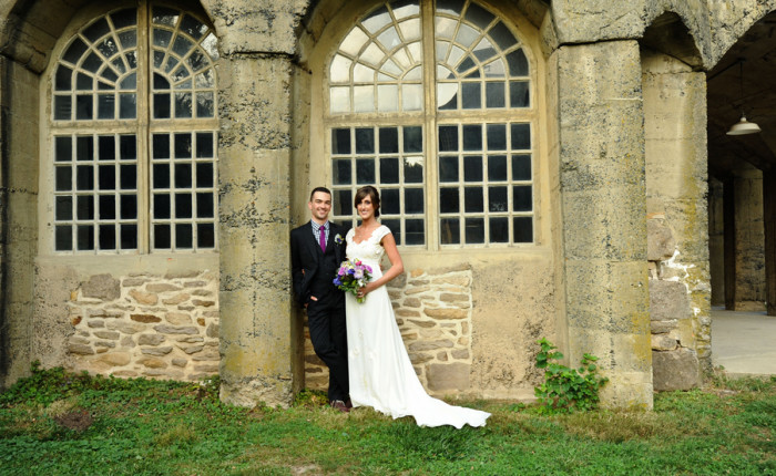 Fonthill Castle Wedding | Meridith and Kyle