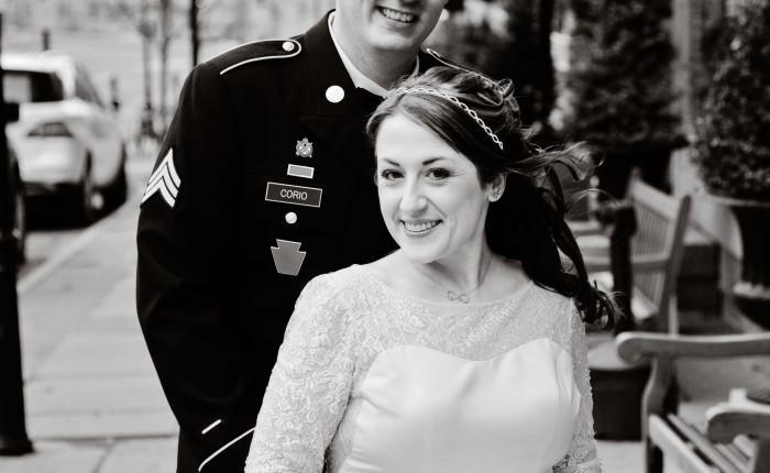 One: Hotel Bethlehem Wedding | Justine and Dean