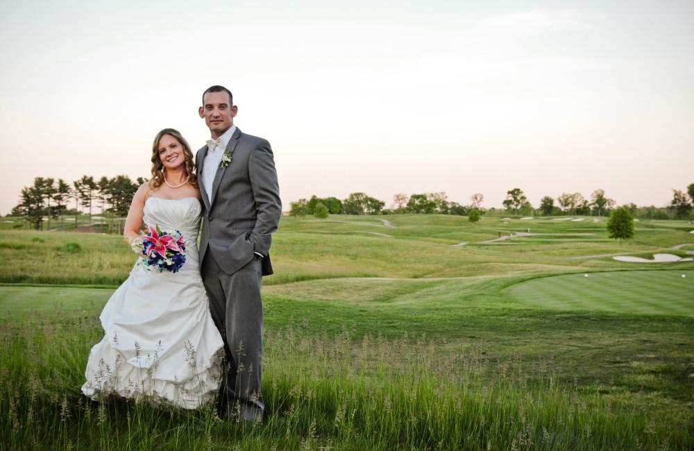 Jericho National Golf Club Wedding | Jen and Brian