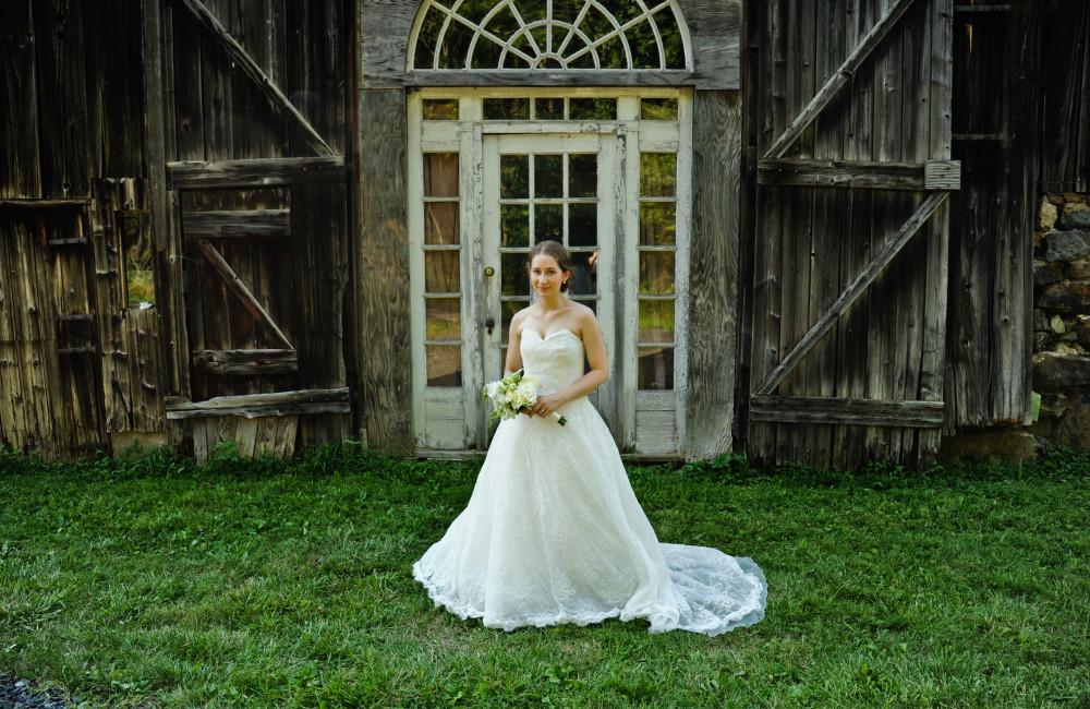 Bucks County DIY Wedding | Kendra and Eduardo