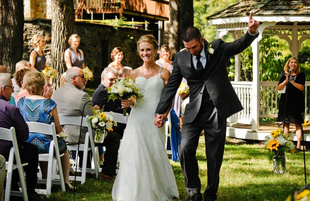 Bally Spring Inn Wedding | Christine and Andrew