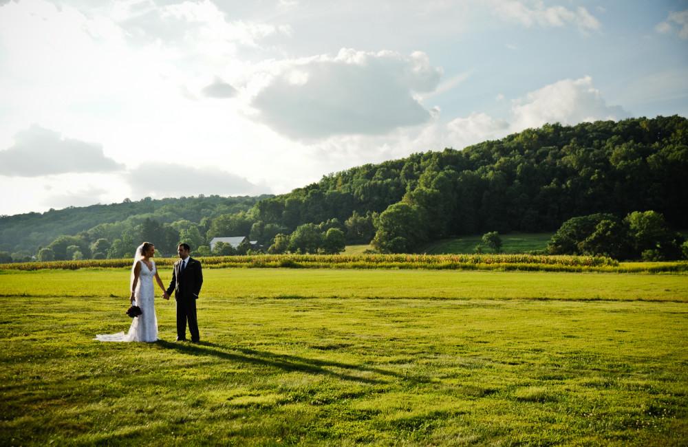 Bally Spring Inn Wedding | Jenna and Matt