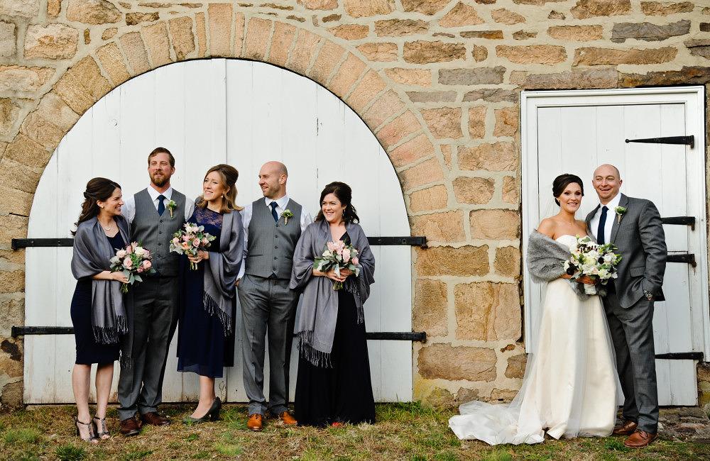 Audubon Wedding at Mill Grove   Megan and Jeremy