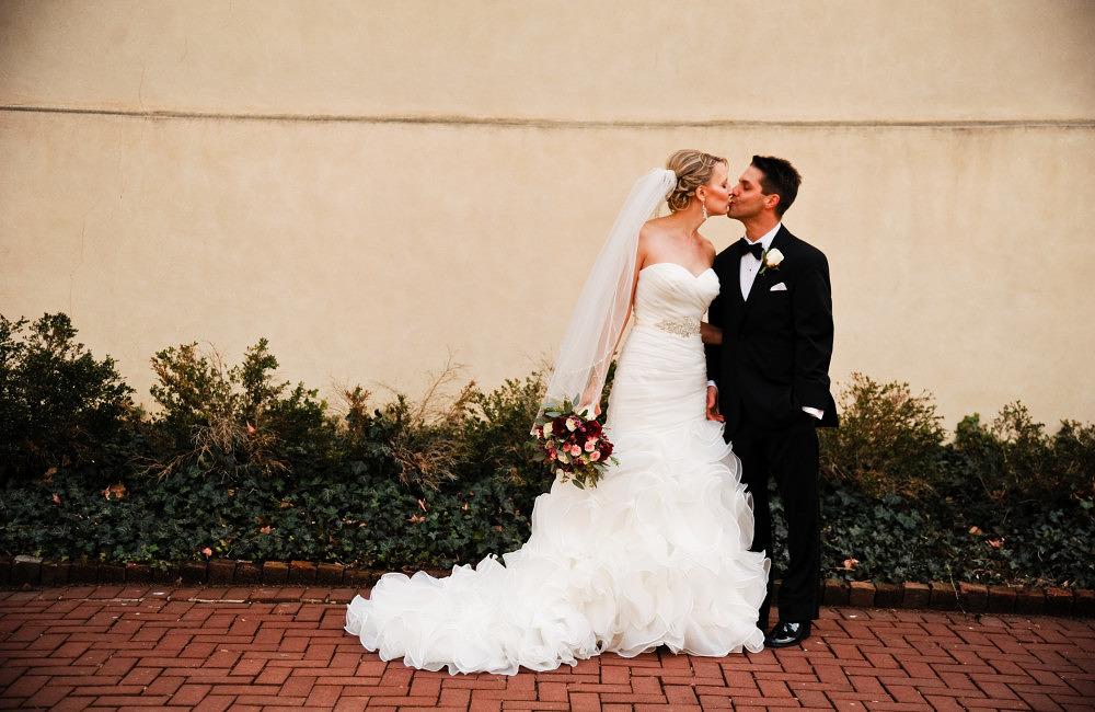Hotel Bethlehem Wedding | Jill and Frank