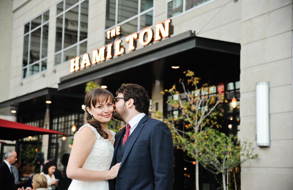 The Hamilton Kitchen | Allentown Cocktail Reception