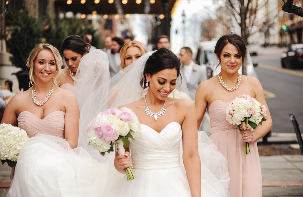 Hotel Bethlehem Wedding | Jessica and Jared