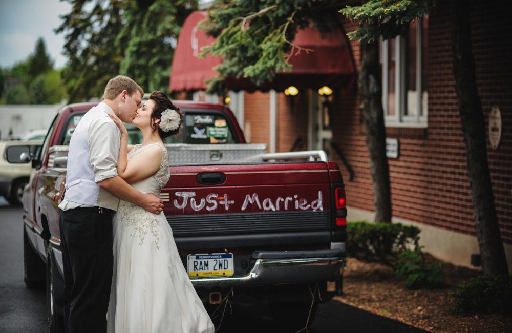 Elyse & Rob | Montgomery County Wedding | Pennsburg Pa.