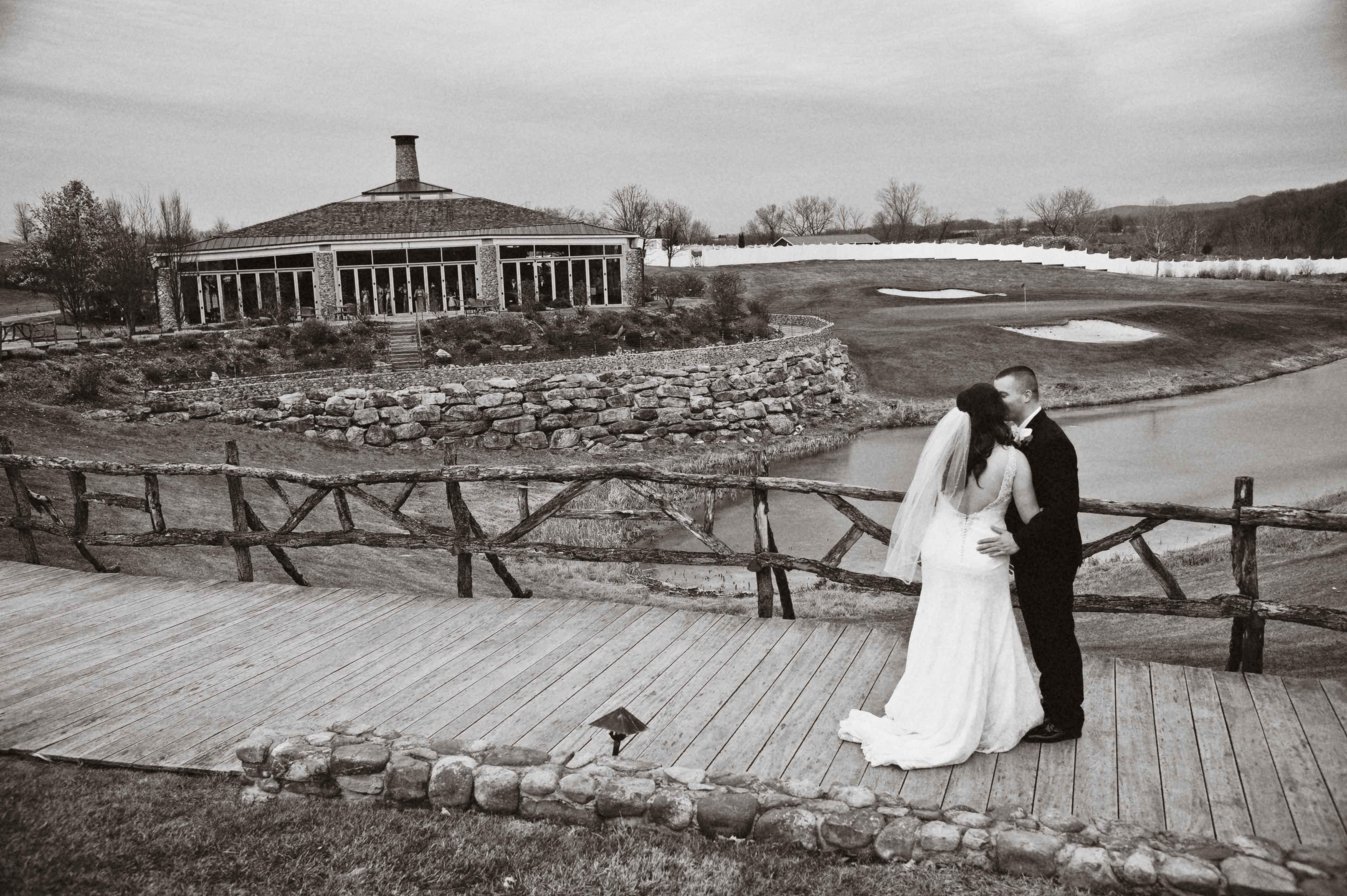Easton Country Club Wedding