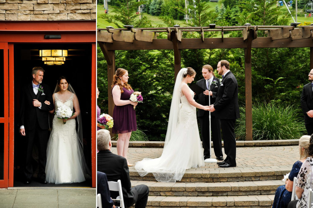 Bear Creek Resort Wedding